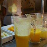 соки на завтрак
