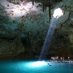 Photo de Cenotes Cabanas Suytun