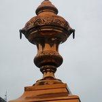 Monument en cuivre