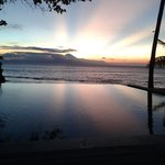 Sunset from Lombok
