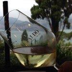 Great view over lake Garda
