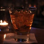 Bartender I'll have a Manhattan please!