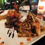 Enchilada, Steak and Shrimp, and Sea Bass - The Kondesa Experience
