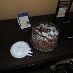 Yummy german choco cake