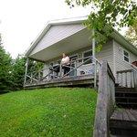 The Eagle cottage