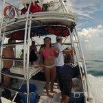 Dive Master Sarah on Scuba-Do