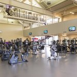 Fitness Center/Walking Track