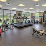 Our extensive fitness center