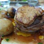 Canard with Foie Gras
