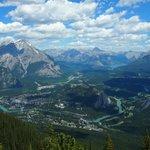 Banff is under your feet.