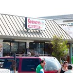 Exterior of Shrimpy's in Rehoboth