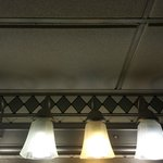 OLD moldy ceiling tiles