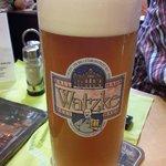 Das Alt-Pieschener Watzke Bier. Muss man getrunken haben :)