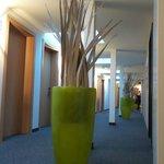 corridoio 3° piano hotel