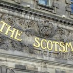 the Scotsman, Edinburgh