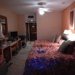 A standard room (Room 2203)