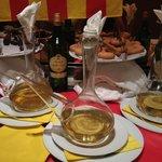Национальный сосуд для вина в Каталонии