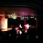 Actuación y escenario