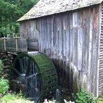 Grist Mill Waterwheel