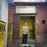 entrada al Ganpati