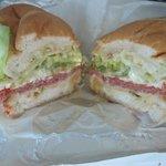 GREAT ZINGER SANDWICH ORDER IT HOT