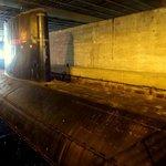 Le sous-marin Espadon (extérieur)