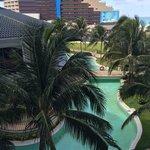 JW Marriott scuba diving pool