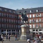 Muy cerca del hotel la Plaza Mayor