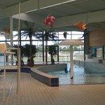 centre aquatique Alré