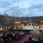 Carmen Stage at the Arena di Verona