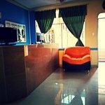 Lobby y centro de negocios