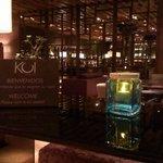 Koi Bar at Zen Suites
