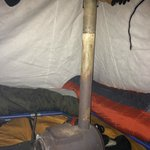 Arctic Oven Tent