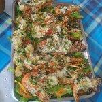 le plateau de fruits de mer pour 2. un délice