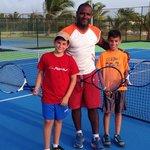 Excelentes vacaciones con el Pro Tennis   Felicitaciones   Hecho para volver
