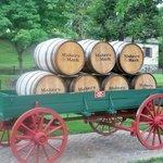 Barrel Wagon