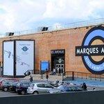 Marque avenue