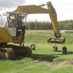 10 year old JCB expert!