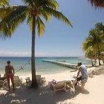 Neptune's beachfront perfection (Say hi to Brenda & Phil...)