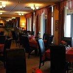 Stoney Lake Cafe Dining Area