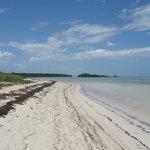 Stretch of beach Atlantic Side