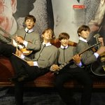 Good resemblance of the Beatles.