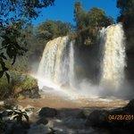 Las cascadas Hermanas