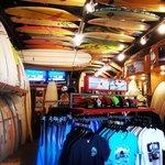 Surf, planche à voile et kitesurf