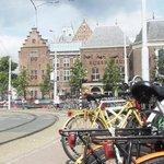 Rijksmuseum, 5 min. walk from hotel.