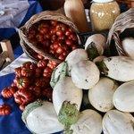 local white eggplant