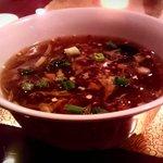 Bowl of Hot n Sour Soup