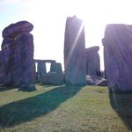 Stonehenge in the morning