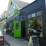 The Kiwi Café - Street View