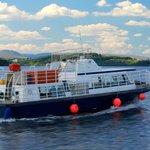 Cruising on the MV Corrib Queen